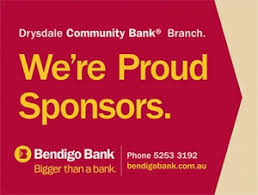 DRYSDALE COMMUNITY BANK LOGO